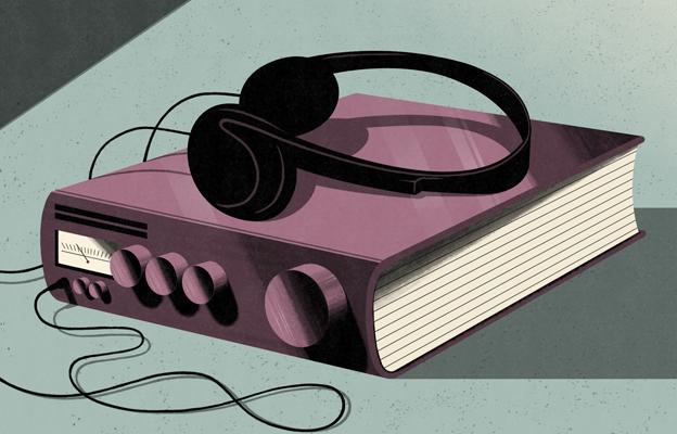 Aumenta comercio de audiolibros en el mundo