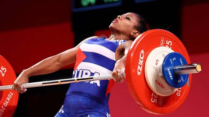 Ludia Montero: fuerte de mente y cuerpo