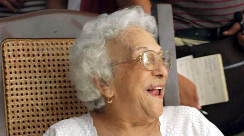 Presidente de Cuba evoca natalicio de revolucionaria Melba Hernández
