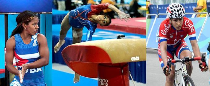 Las olímpicas de Granma