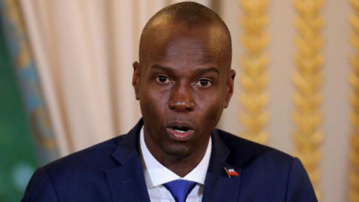 Asesinan a presidente de Haití