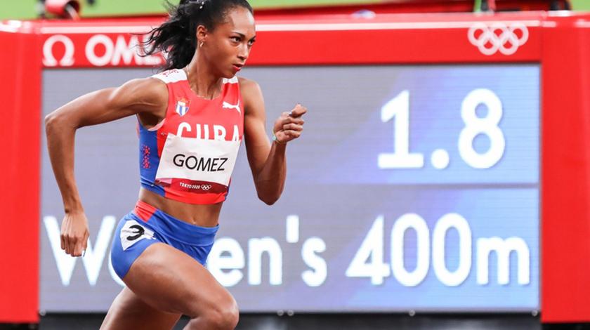 Roxana no pudo concretar sus 400 olímpicos (+Foto