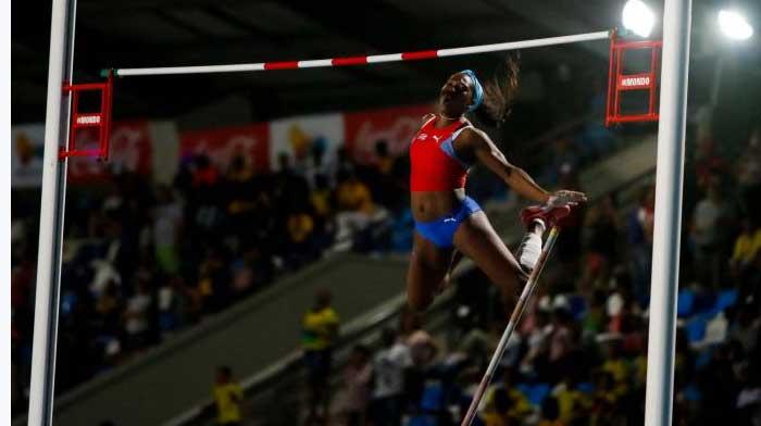 Pertiguista cubana Yarisley Silva irá en busca de otra medalla olímpica