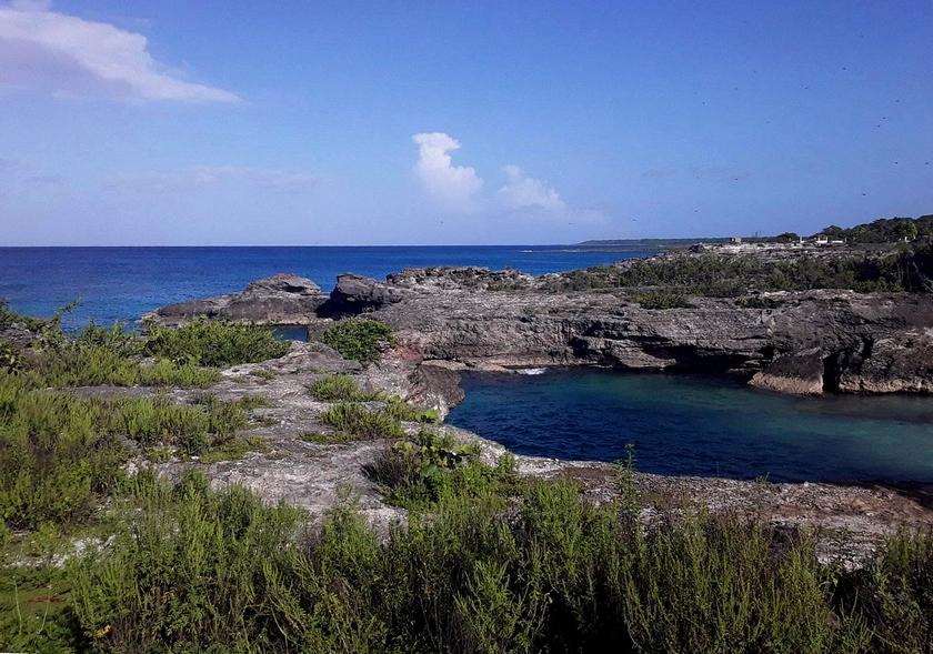 Estiman fuertes marejadas y penetraciones del mar asociadas a Grace en el sur de Isla de la Juventud