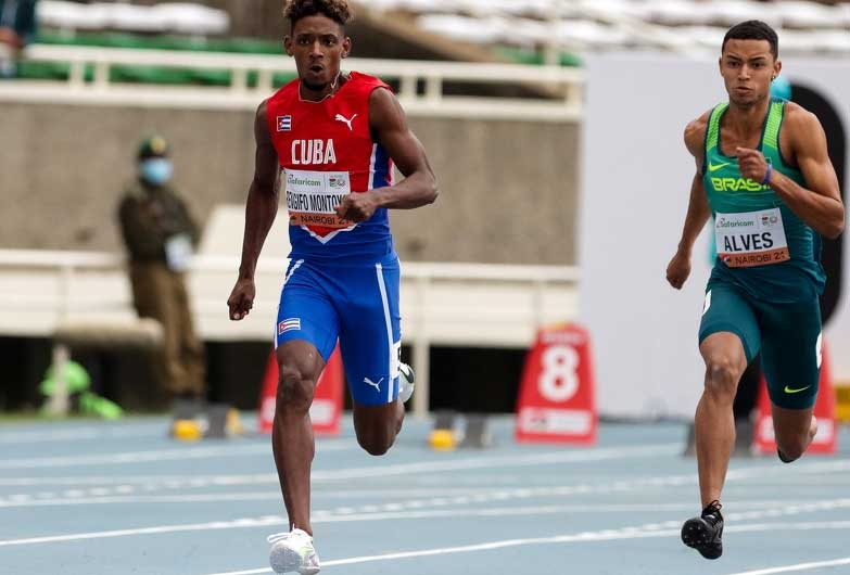 Cuba con opciones de medallas en Mundial juvenil de atletismo en Kenia