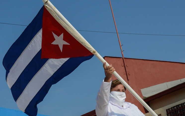 Arribaron a Ghana nuevos miembros de la Brigada Médica de Cuba