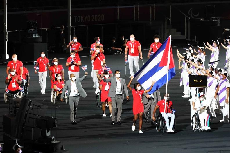 Debutarán hoy cubanos en Juegos Paralímpicos de Tokio