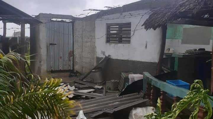 Reportan preliminarmente daños asociados al huracán Ida en Isla de la Juventud