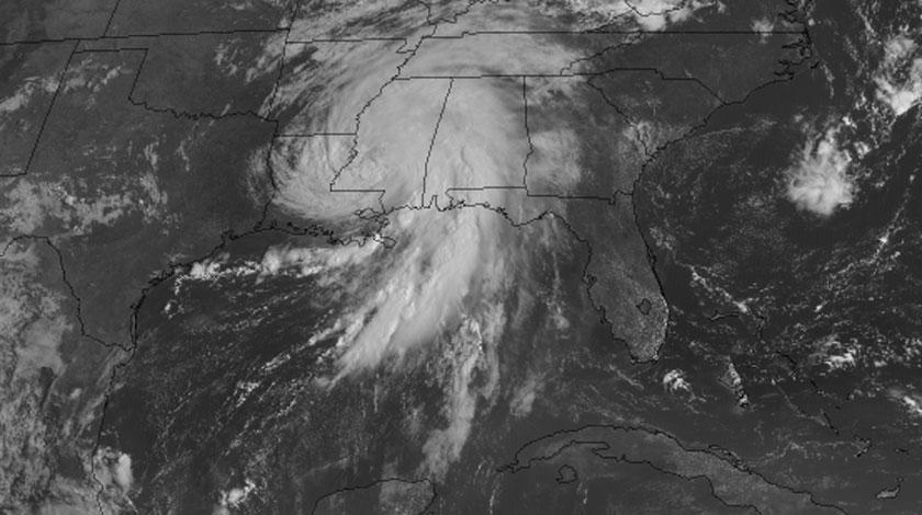 Se forma la tormenta tropical Kate