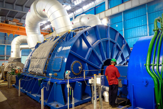 Averías en centrales termoeléctricas afectan servicio eléctrico