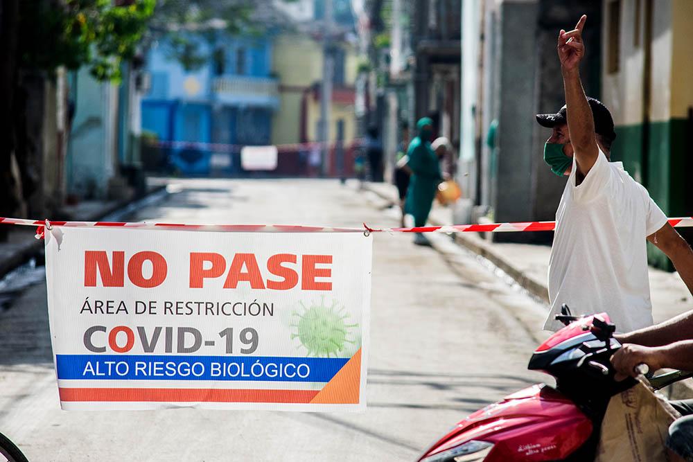 Extreman medidas de contención en Bayamo para evitar contagios por la Covid-19