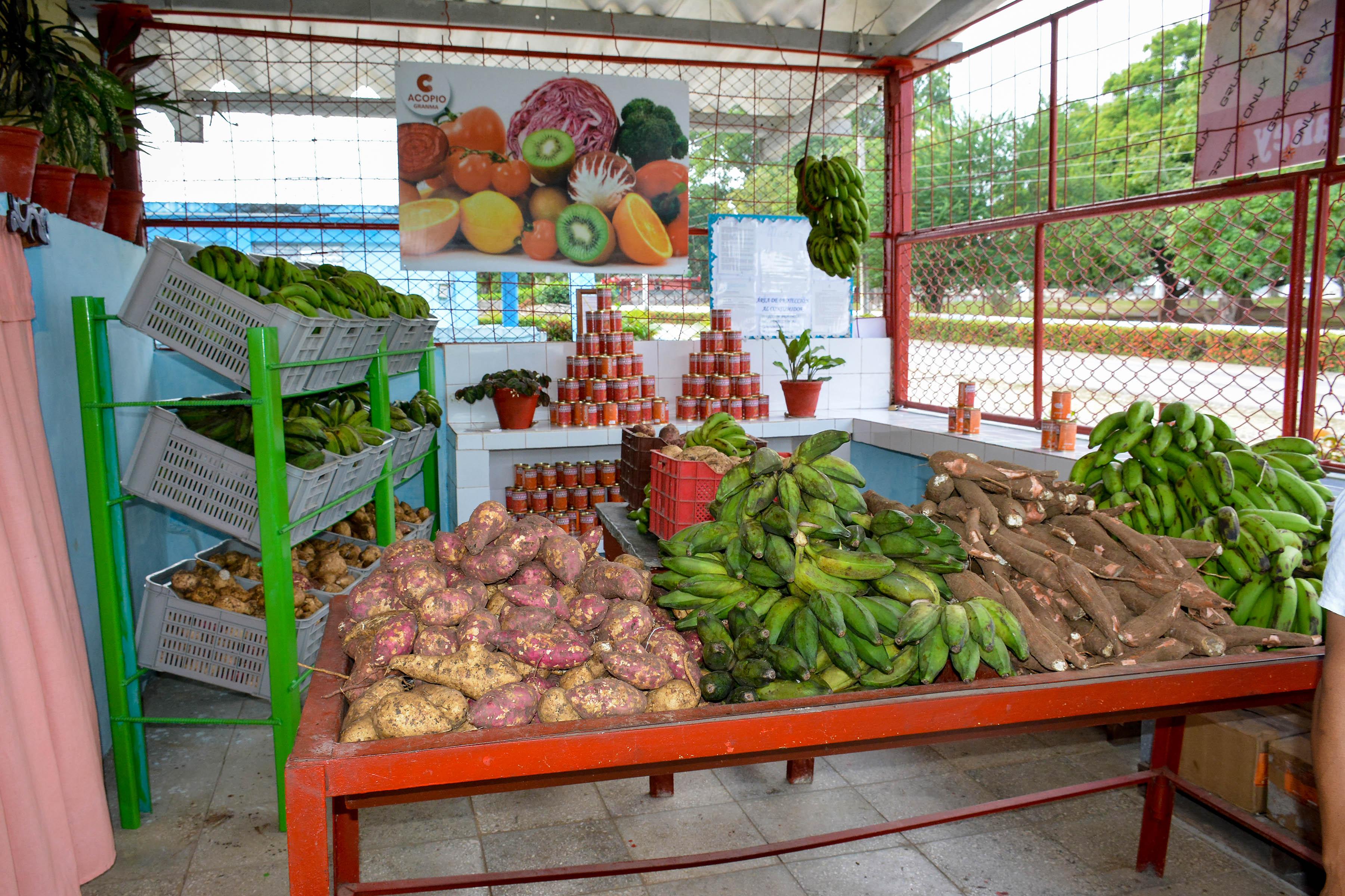 Entra en  vigor nueva resolución  para  comercialización de productos agropecuarios
