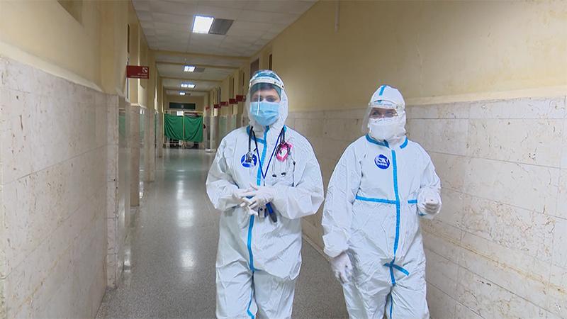 Amplían zona roja en Hospital Céspedes de Bayamo