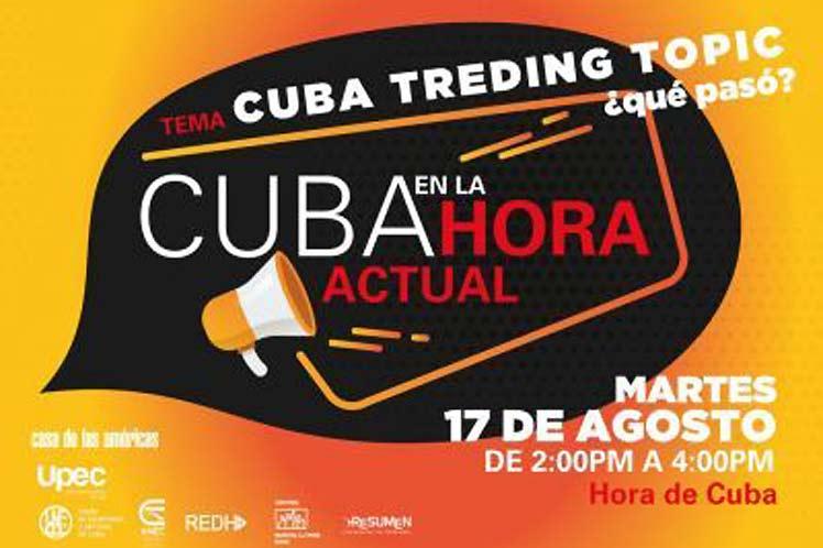 Reflexionarán en Cuba sobre desafíos de la Revolución