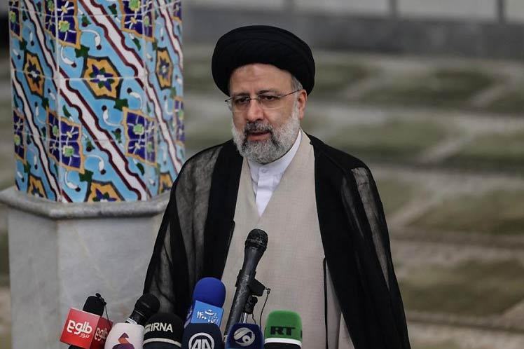 Irán nunca abandonará causa de Palestina