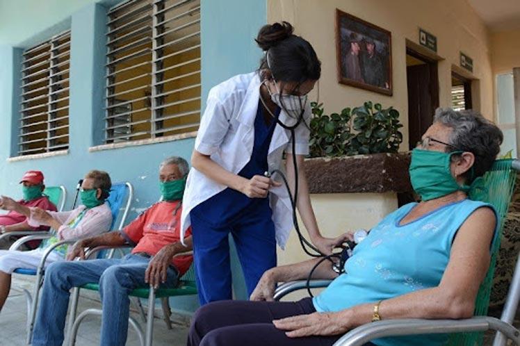 Cuba y su respuesta a la pandemia de la Covid-19
