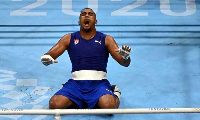 Cuba logra su quinta medalla dorada y va por más en Tokio 2020