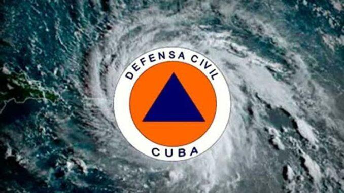 Defensa Civil de Cuba en vigilancia por futuras lluvias intensas