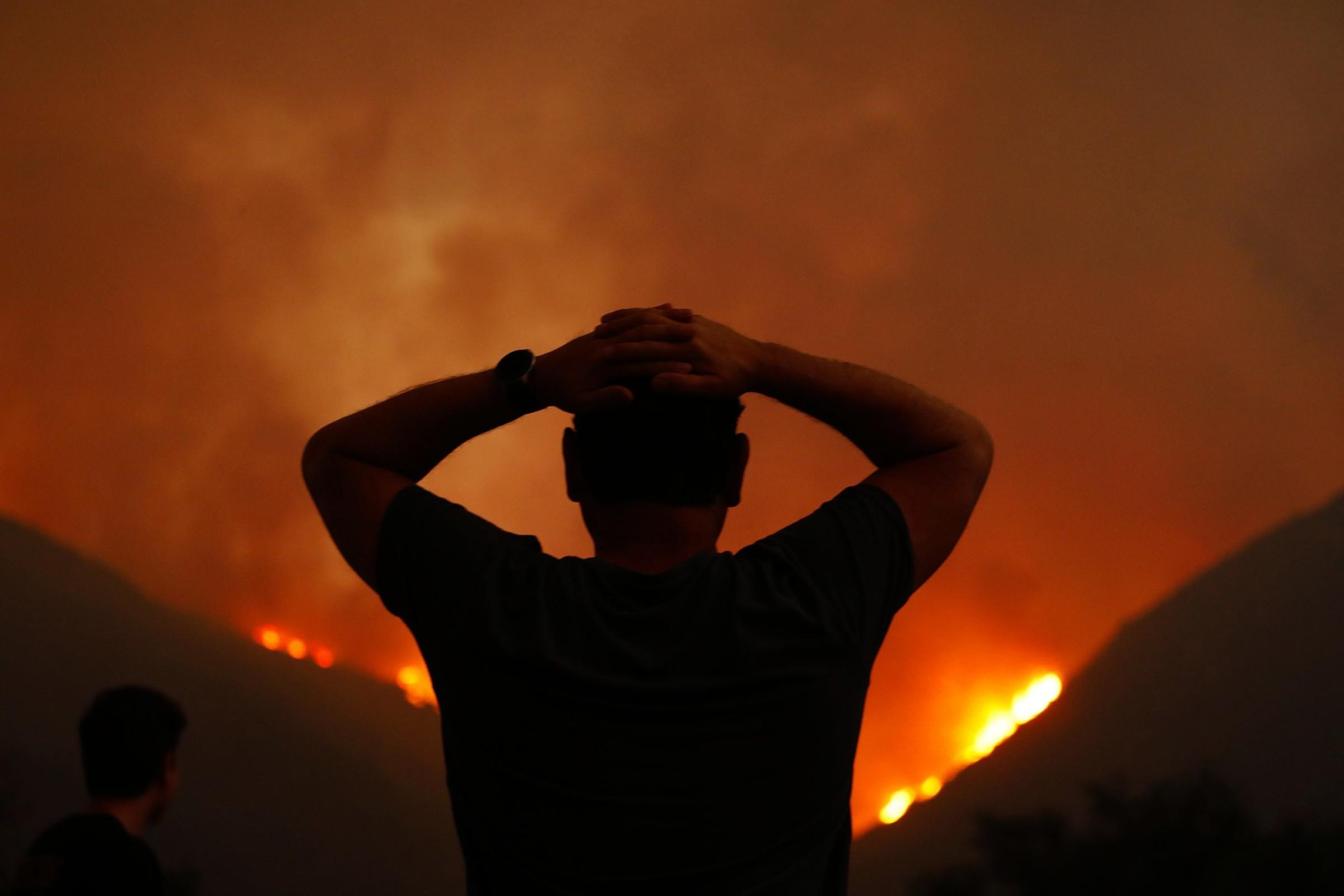 Envía Cuba condolencias a Argelia tras incendios forestales