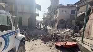 Terremoto sacude zona sur de Haití