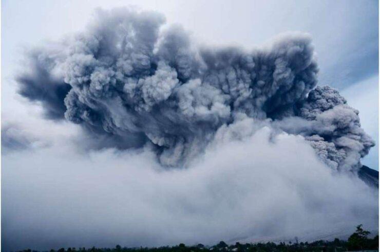 Erupciones volcánicas en zonas estratégicas provocarían caos global