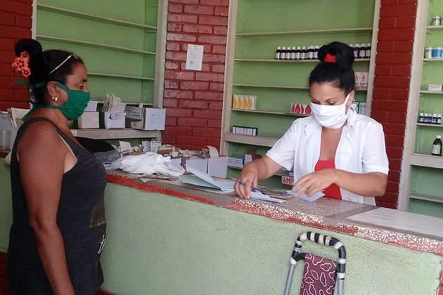 Aplicarán riguroso plan de acción en red de farmacias de Granma
