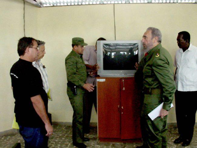 """""""Gracias por todo, Fidel"""""""