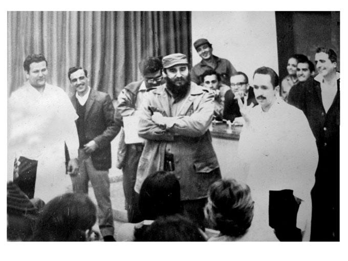 Fidel, el Científico Mayor