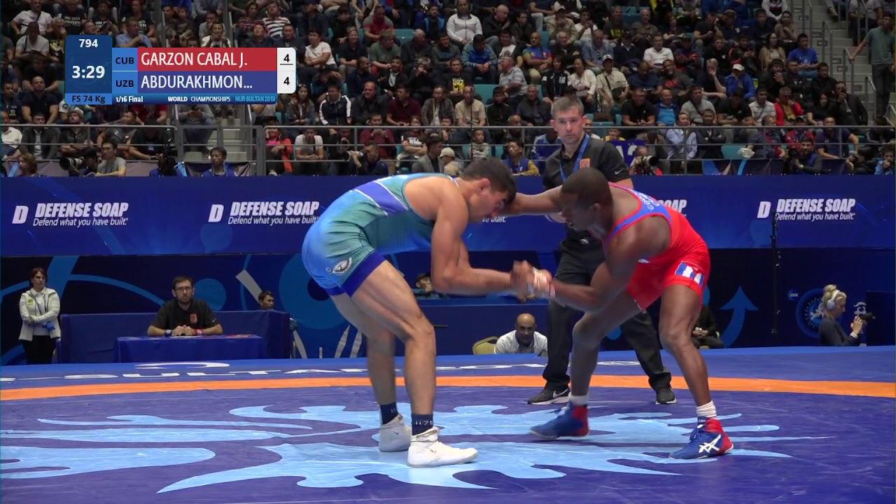 Gladiador cubano Garzón saldrá al colchón por su sueño olímpico
