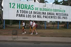 Cuba bajo guerra económica de Estados Unidos