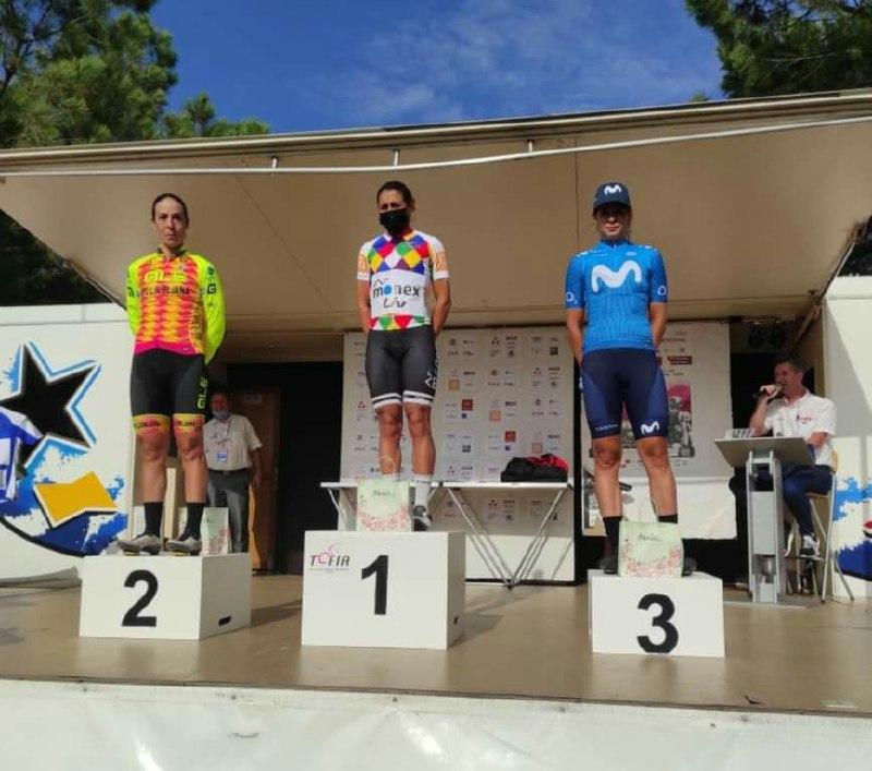 Arlenis Sierra gana primera etapa del Tour de l'Ardèche