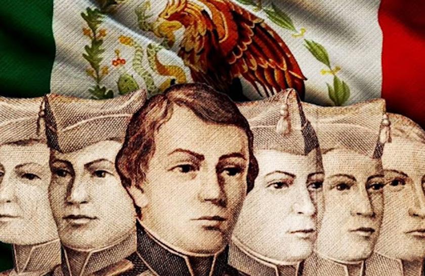 Saluda Díaz-Canel a México en el día de homenaje a los Niños Héroes de Chapultepec