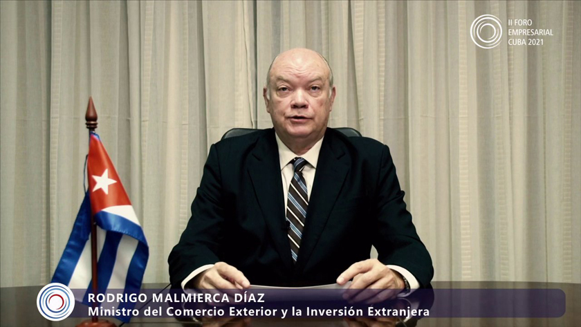 Convocan a II Foro Empresarial Cuba 2021 y a su primera Feria Virtual