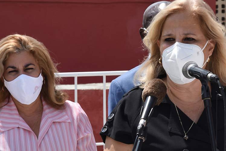 Cuba agradece a Unicef donación de planta productora de oxígeno (+Fotos)