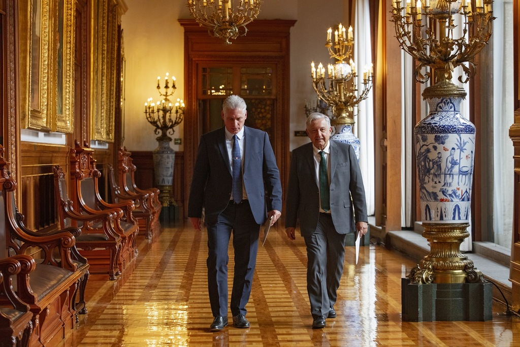 Cuba y México destacan interés de continuar profundizando el diálogo político de alto nivel