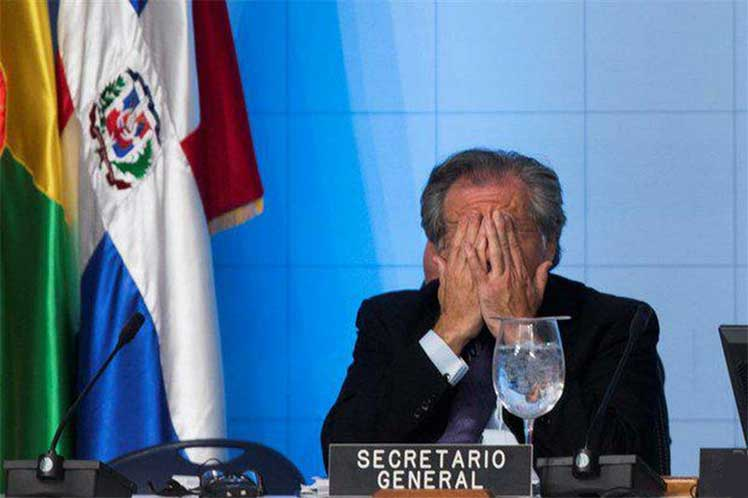 Desaparición de la OEA, vieja demanda renovada