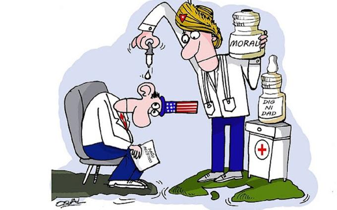 Cuba refuta narrativa sobre incidentes de salud en diplomáticos EEUU