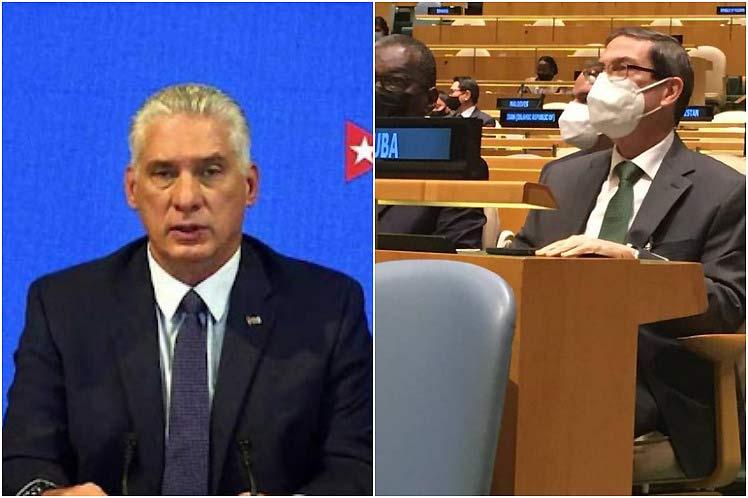 Cuba finaliza intensa semana en ONU en defensa del multilateralismo