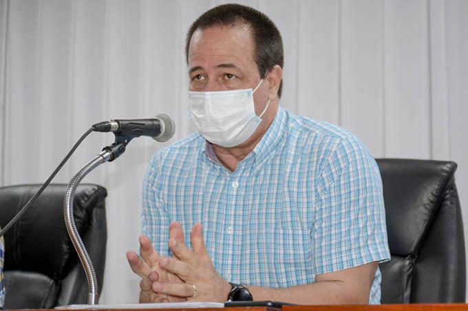 Reitera Portal Miranda conceptos clave para enfrentar compleja situación epidemiológica en Granma