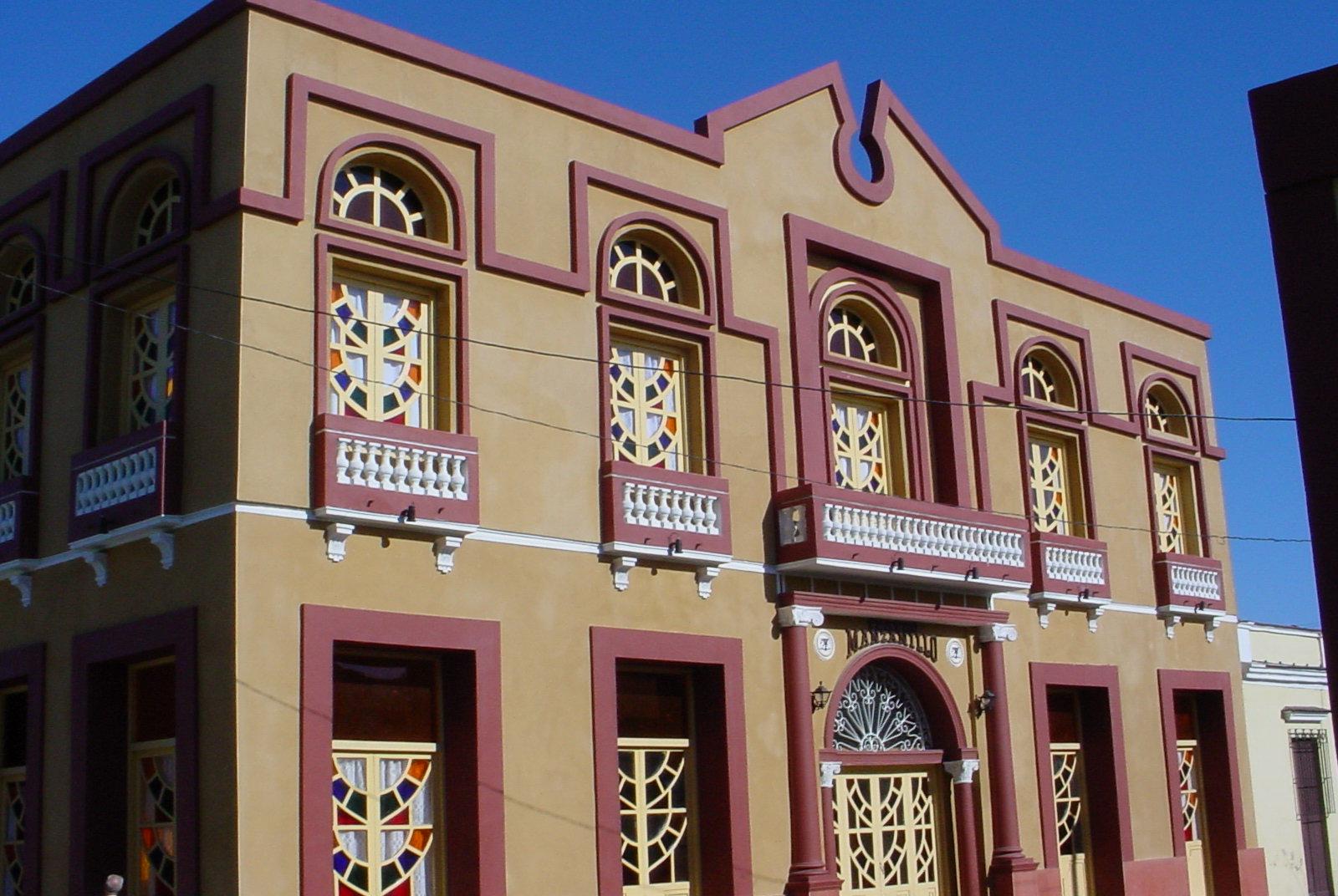 Festejo online por el aniversario 165 del Teatro Manzanillo
