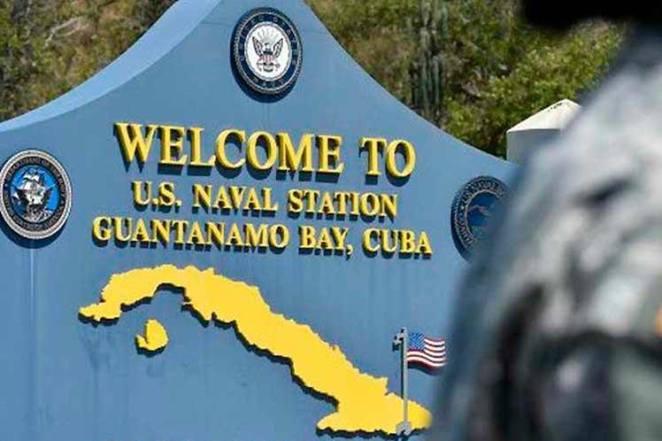 EEUU analiza usar ilegal base de Guantánamo con fines migratorios