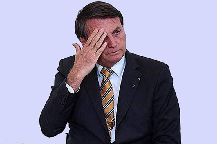 Piden aclarar en Brasil posible abuso electoral de Bolsonaro