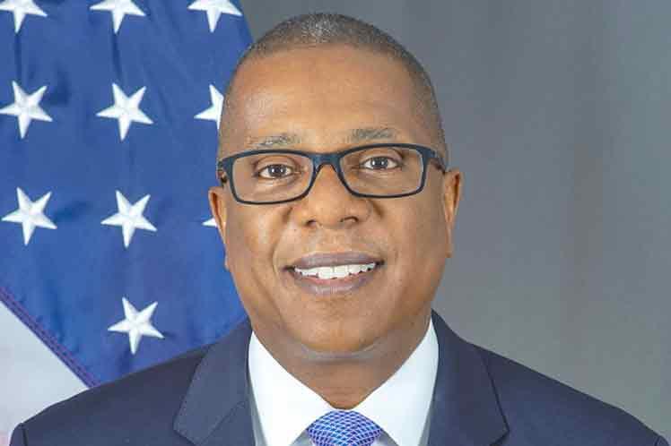 Estados Unidos confirma a jefe diplomacia para América Latina