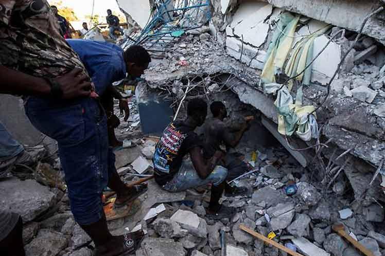 Unicef desarrolla campaña para entregar más ayuda en Haití