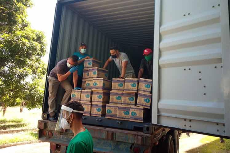 Realizan donativo médico a institución sanitaria de Cuba