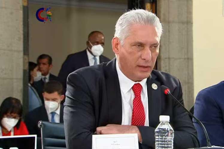 Contundente respuesta cubana de Díaz-Canel a presidente de Uruguay