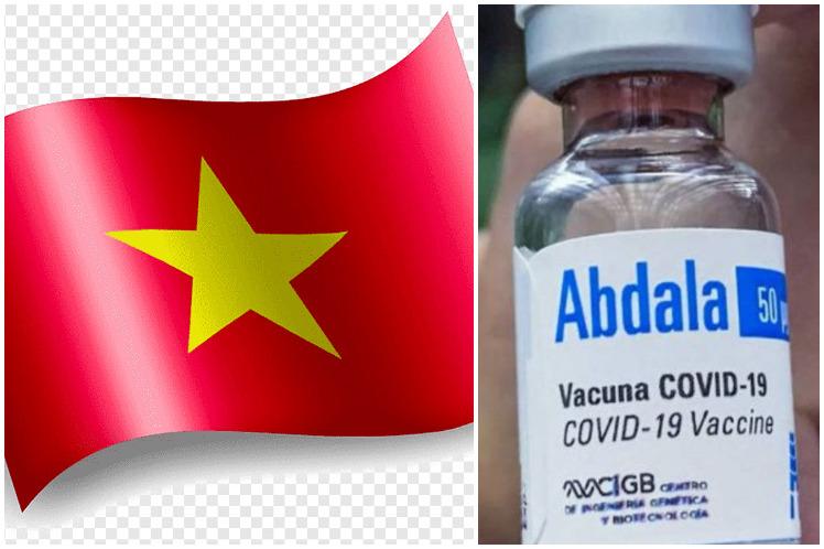 Vietnam aprobó uso de la vacuna cubana Abdala