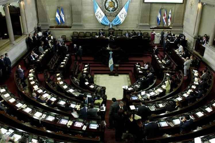Estado de Calamidad por Covid-19 a examen del Congreso guatemalteco