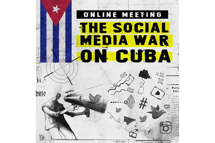 Analizan en Reino Unido guerra mediática contra Cuba