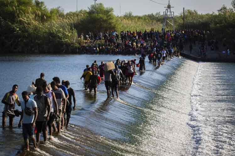 Sigue grave la situación de migrantes haitianos en México